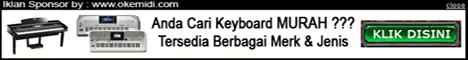 Harga Keyboard Yamaha Terbaru Desember 2015