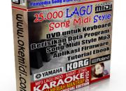 Style Yamaha PSR Series : Dut-2-s379-sty